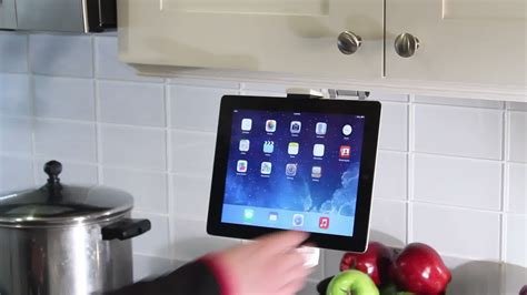 stand for kitchen 2 in 1 kitchen mount stand for tablets