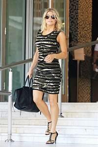 Fergie In Fergie At The Miami Airport Zimbio