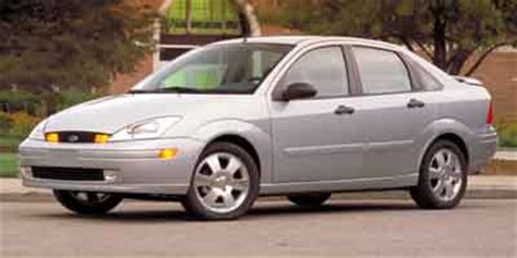 2002 ford focus review ratings specs prices and photos the car connection