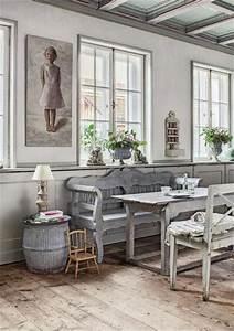 Einrichtung Shabby Chic : d co et meubles shabby chic dans la salle manger comment cr er une atmosph re vintage ~ Sanjose-hotels-ca.com Haus und Dekorationen