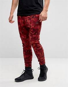 Covering Camouflage Rouge : nike nike tech fleece camo joggers in red 823499 674 ~ Medecine-chirurgie-esthetiques.com Avis de Voitures