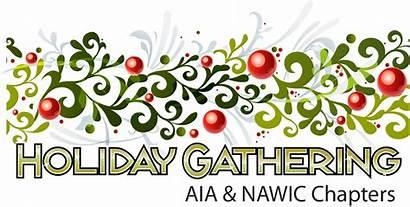 Holiday Gathering Nawic Kalamazoo Aia Chapters Creek