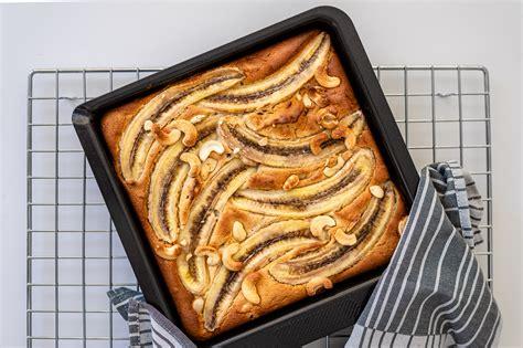 Rimi - Mandeļu un banānu maize