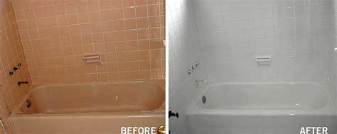 bathroom refinishing reglazing