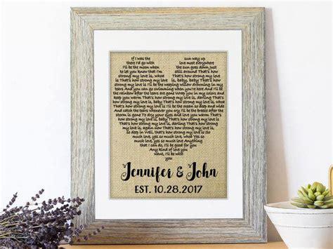 One Year Wedding Anniversary Gift Ideas Eskayalitim