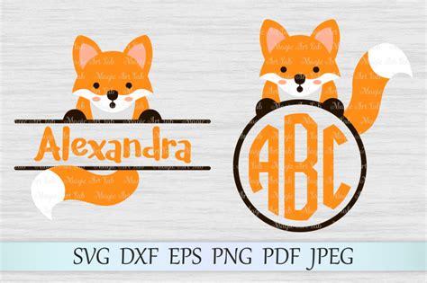 Free svg cut file | pumpkin patch, farm fresh pumpkins welcome back crafters! Fox svg, Animal svg file, Fox monogram svg, Fox split ...