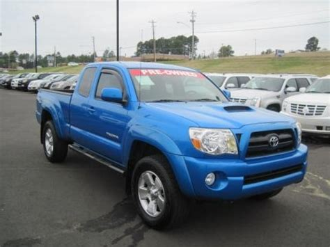 2005 Toyota Tacoma Specs by 2005 Toyota Tacoma Prerunner Trd Sport Access Cab Data