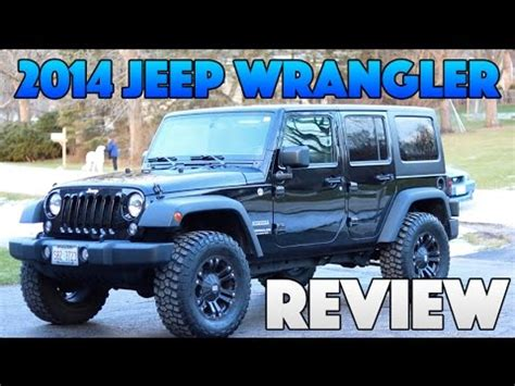 Review Jeep Wrangler Unlimited by 2014 Jeep Wrangler Unlimited Sport Jrocars Review