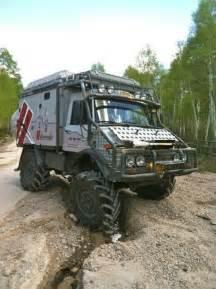 Unimog Expedition Camper