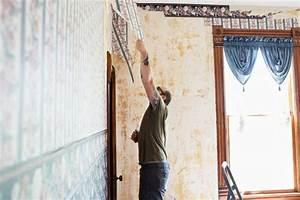 Comment Coller Du Papier Peint : comment d coller du papier peint les m thodes les plus ~ Dailycaller-alerts.com Idées de Décoration