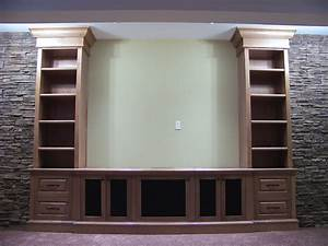 Front Projection Media Cabinets Traditional Home
