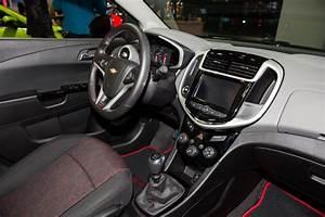 2017 Chevrolet Sonic | 2017 - 2018 Best Cars Reviews
