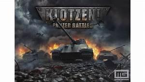 WWII Strategy Game Klotzen Panzer Battles Planned For