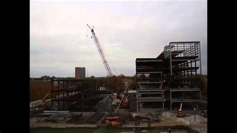 Construction time lapse through March 8, 2014 - YouTube