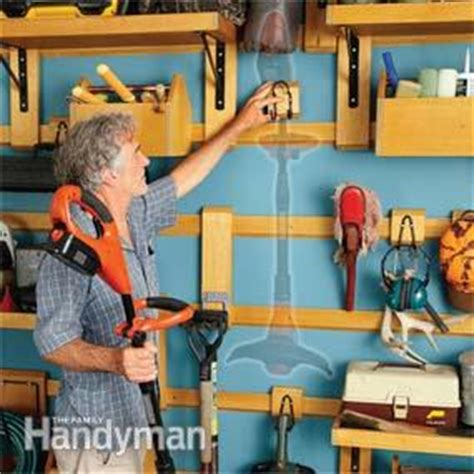 Customizable Garage Storage — The Family Handyman