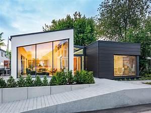 Haus Bausatz Bungalow : bungalow modern flachdach ihr traumhaus ideen ~ Whattoseeinmadrid.com Haus und Dekorationen