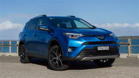 Toyota Rav4 Gxl 2018 Review
