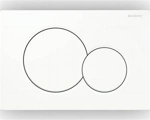 Geberit Drückerplatte Sigma 01 : geberit bedieningsplaat sigma 01 wit kopen bij hornbach ~ Orissabook.com Haus und Dekorationen