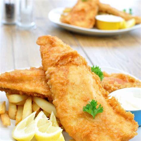 cuisine sans gluten recette fish and chips anglais