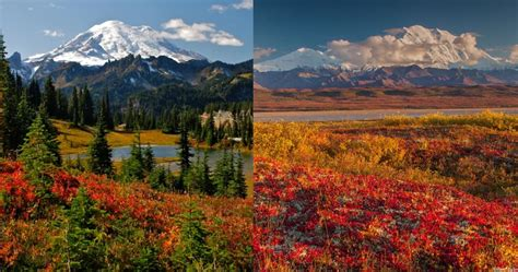 10 American National Parks That Are Great To Visit In The Fall
