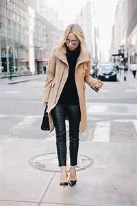 Look Chic Femme : 1001 visions chic et sublimes avec la couleur camel ~ Melissatoandfro.com Idées de Décoration