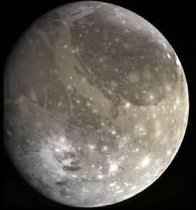 astronomylinks - Ganymede