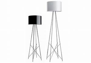 ray f1 f2 floor lamp flos milia shop With flos ray f floor lamp