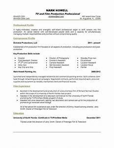 one page resume examples resume templates With free 1 page resume template