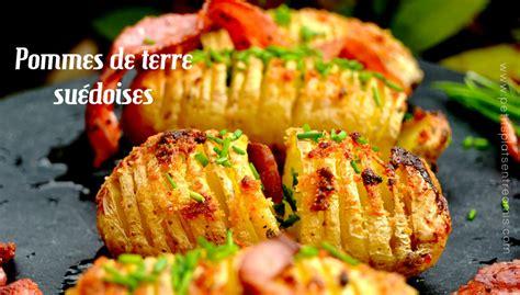 plats faciles à cuisiner 12 recettes à base de pommes de terre petits plats entre