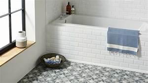 Carrelages Salle De Bain : comment bien choisir le carrelage de sa salle de bain ~ Melissatoandfro.com Idées de Décoration
