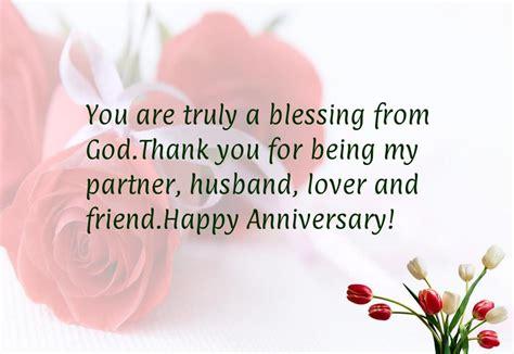 happy anniversary message  husband