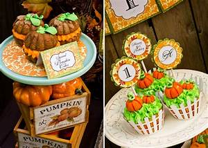 Fabulous Fall Party Ideas - The Sassaby Party Co