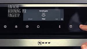 Neff backofen ausstattung full touch control youtube for Neff backofen set