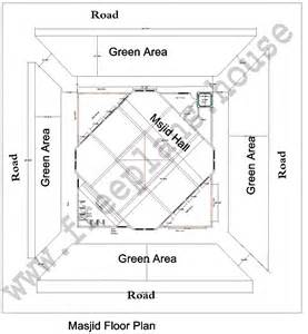 small house plans with open floor plan 145 145 1953 square meter masjid plan