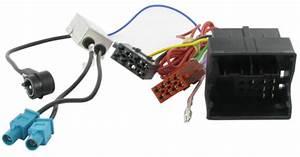 Vw Touareg Cd Radio Stereo Headunit Iso Wiring Harness