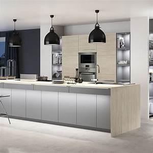 meuble de cuisine ingenious composition type alize With facade meuble de cuisine leroy merlin