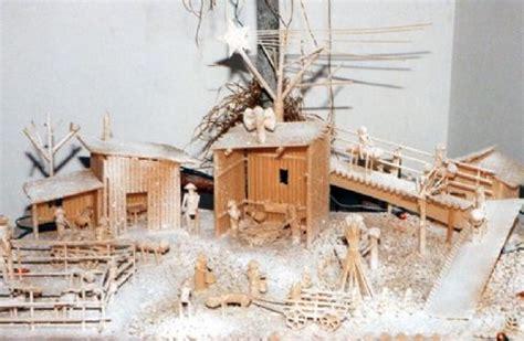Costruire Un Ladario Fai Da Te by Come Costruire Un Presepe Di Cartone Donnaclick