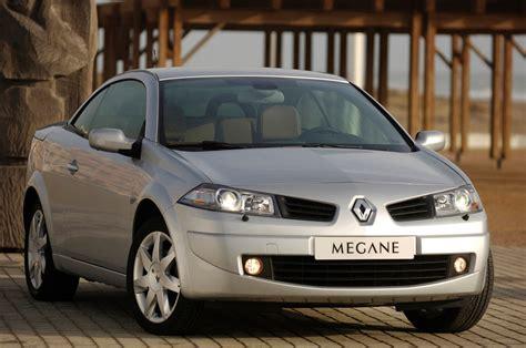 renault megane 2005 renault megane cabriolet 2003 2005 photos parkers