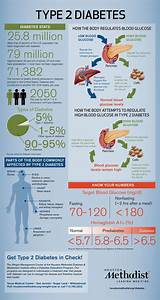 Daily Blood Sugar Levels Chart Decoding Type 2 Diabetes Infographic Diabetes Diet Each