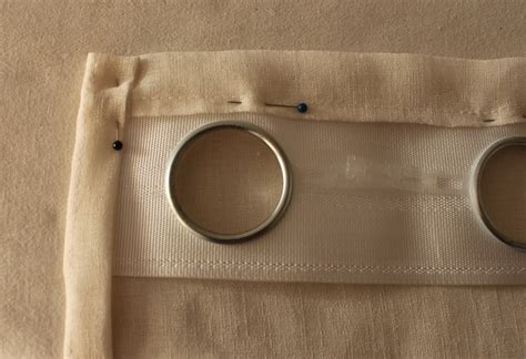 valerie s sewing eyelet curtains