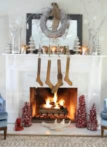 Kamin Dekorieren Weihnachten by Wohnzimmer Gestaltung Und Dekoideen Zu Weihnachten Wie