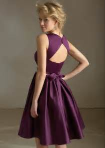 satin bridesmaid dresses purple bridesmaid dress with sash