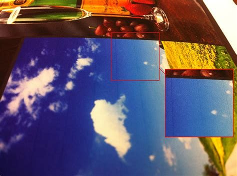 faqs bad prints icc profiles head strikes inaccurate color banding ink artifacts