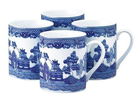 New Mug Coffee Tea 10 ounce Set of 4 Porcelain White Cup