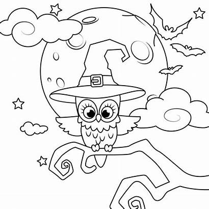 Coloring Random Pages Sheriff Callie Halloween Printable