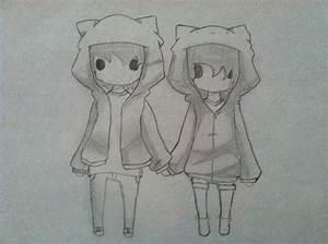 Cute love by BennyPebbles on DeviantArt