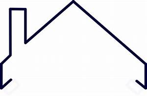 Roof Outline Clip Art | Clipart Panda - Free Clipart Images