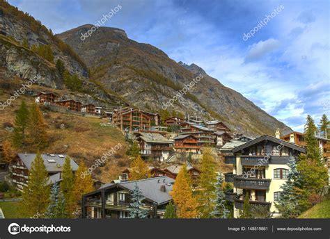 Hotel In Swiss Cottage Zermatt Switzerland Oct 21 2010 View On Hotels