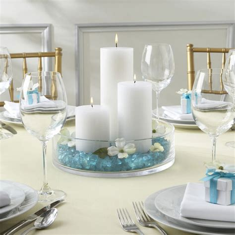 do it yourself wedding centerpieces candles party with a k the blog karen s fabulous frugal wedding