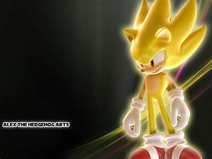 Super Sonic Vista Wallpaper by AlexTHF on DeviantArt
